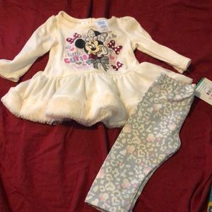 Other - Baby Girl Minnie Mouse Set